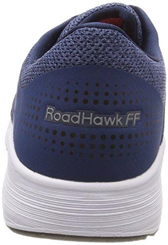 Blue Running Uomo Asics Blu white Roadhawk dark Ff Scarpe 4990 black WTqqw0f1t