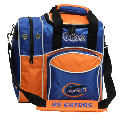 KR Strikeforce NCAA University Florida Gators Single Tote by KR Strikeforce