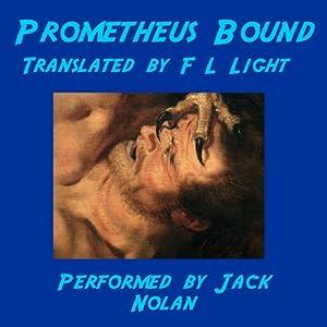 Prometheus Bound Audiobook