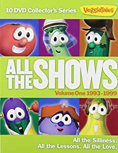 VeggieTales - All the Shows, Vol. 1