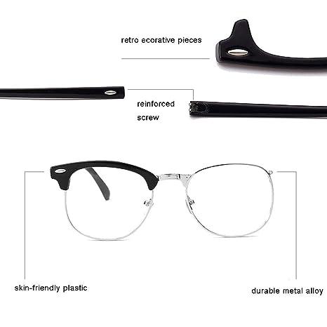 Amazon.com: Gafas de lectura de plástico.: Health & Personal ...