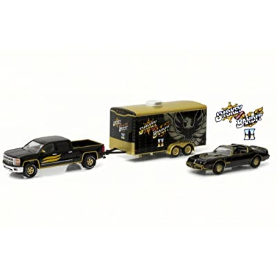 Greenlight 1: 64 Hitch & Tow Hollywood - Smokey & The Bandit II 3Piece Set Diecast Vehicle: Toys & Games