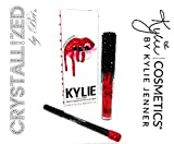 Swarovski CRYSTALLIZED Velvet Liquid Lipstick Lip Kit Bling Crystals Kylie