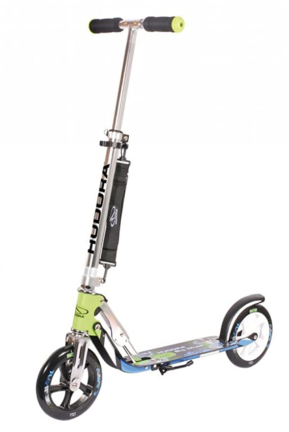 City Scooter Big Wheel Hudora Alu 8