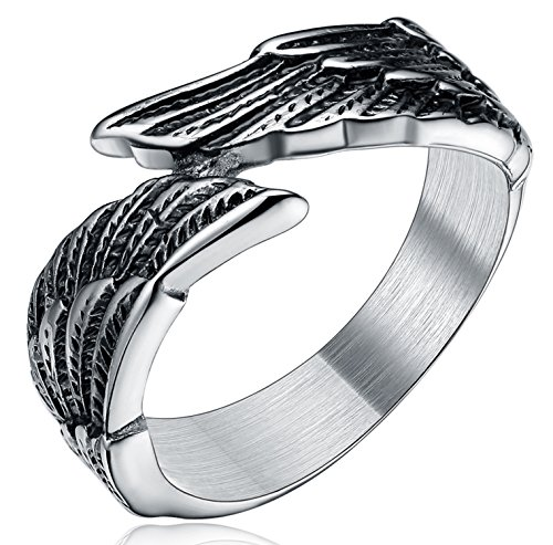 Antique Stainless Womens Feather Comfort product image