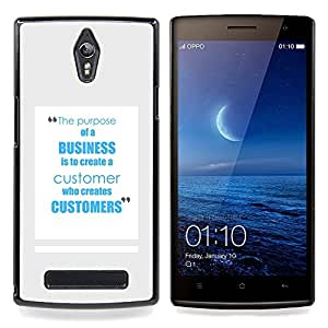 /Skull Market/ - Business Customers Service Inspiring Work For Oppo Find 7 X9007 - Mano cubierta de la caja pintada de encargo de lujo -