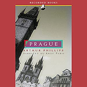 Prague Audiobook