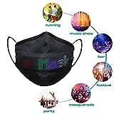 LED Light up Mask Glowing Luminousg Flashing Mask