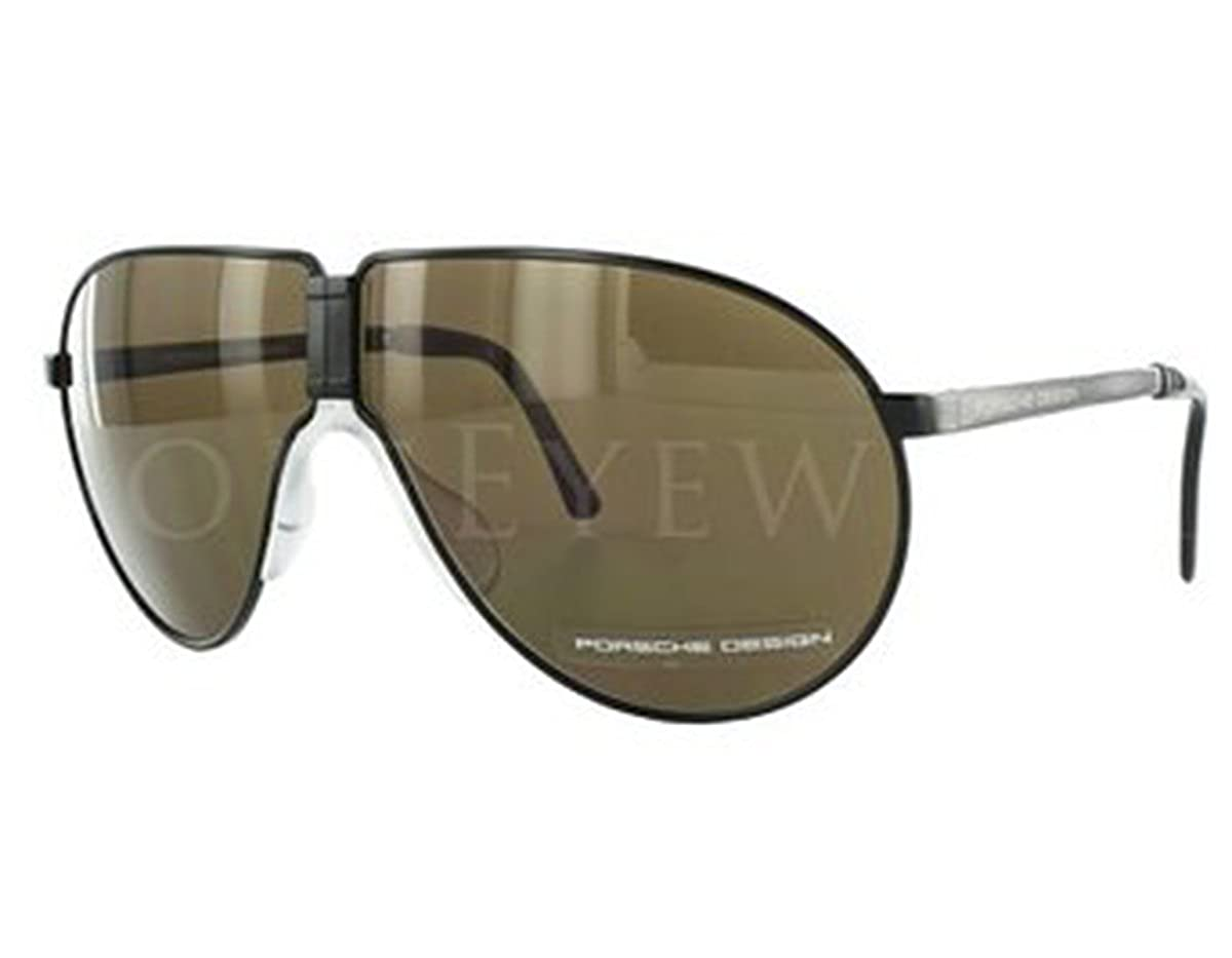 Porsche Design P 8480 C 6606 negro y verde gafas de sol ...