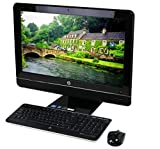 "HP Compaq ELITE 8200 23"" Widescreen FHD WLED-backlit All-in-One Desktop PC, Intel i5-2400S Processor up to 3.3GHz, 4GB DDR3, 500GB HDD, DVD, Windows 10 Pro (Certified Refurbished)"