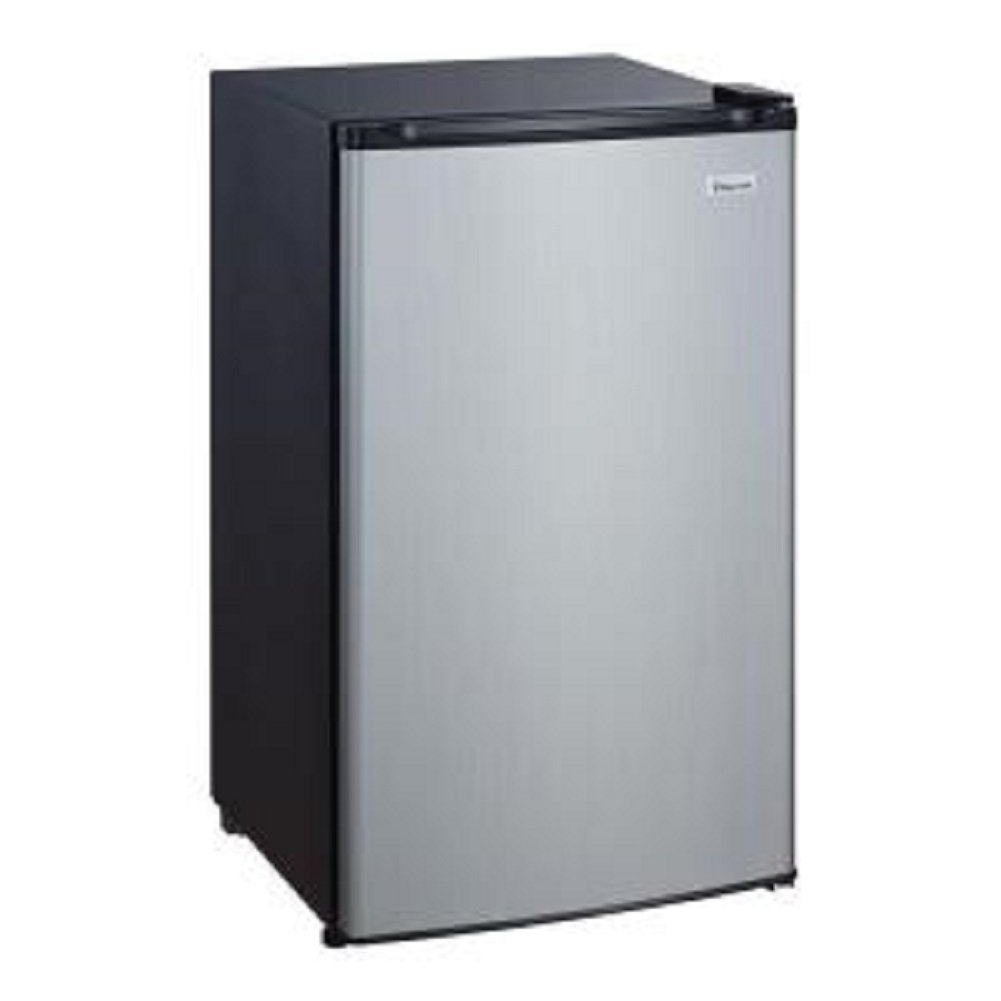 Magic Chef 4.4 Cu. Ft. Mini Refrigerator, Stainless