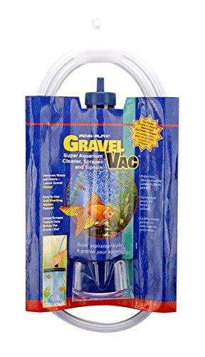 - Penn Plax GV9 Aquarium Gravel Vac, 9