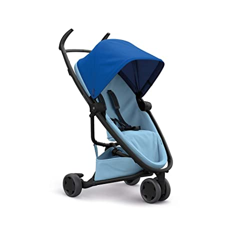 Quinny ZAPP FLEX Blue on Sky - Silla de paseo, desde los 6 meses hasta los 3,5 años, color azul