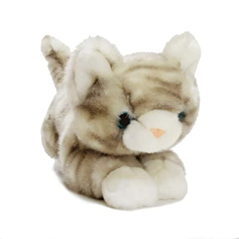 Hengtongtongxun Juguete de felpa, Muñeca del gato Juguete de peluche, Gato pequeño / Gato / Gato blanco / Muñeca ...