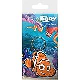 Disney RK38559C Pixar Finding Dory Nemo Rubber Keychain by Disney