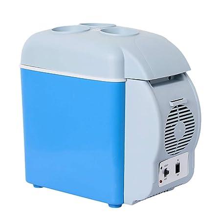 Mini frigorífico Congelador portátil para Autos 12V 7.5L Enfriador ...