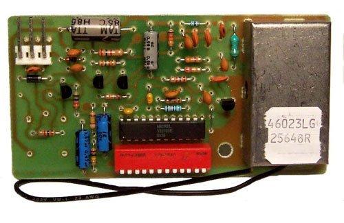GenieガレージドアOpeners 25648r 12スイッチ390 MHz内部受信機 B00J9T60F2