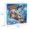 B Blesiya ペンギン 知育 おもちゃ 家族 楽しい  海賊 ボート玩具 ペンギン バランスゲーム ギフトの商品画像