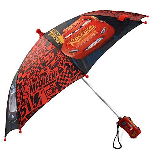 Disney Little Boys' Cars Lightning Mcqueen Rainwear Characte
