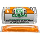 Green Earth Technologies 1222 G-Clean Ultimate Biodegradable Concrete Cleaner and Degreaser