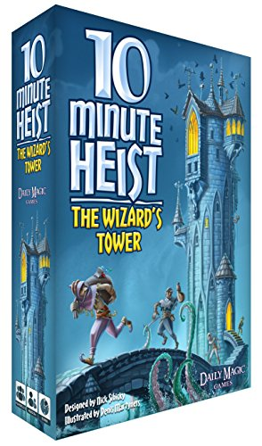 10 Wizard - Daily Magic Games DMG 10MH 001 10 Minute Heist The Wizard's Tower Game