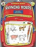 img - for Rhyming Words Homework Helper, Grades PreK to 1 book / textbook / text book