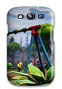 7570523K37219724 Scratch-free Phone Case For Galaxy S3- Retail Packaging - Fortnite