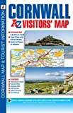 Cornwall Visitors Map (A-Z Visitors Map)
