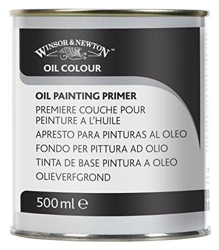 Winsor & Newton Oil Painting Primer, 500ml
