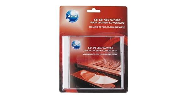 APM - Limpiador de Lentes de CD/DVD: Amazon.es: Informática