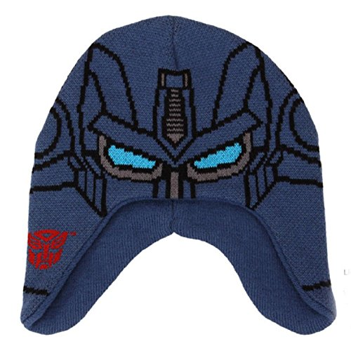 Transformers Decepticon Cosplay Laplander Beanie Knit Hat
