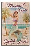 Best Lantern Press Wishes Signs - Lantern Press Carlsbad, CA - Mermaid Kisses Review