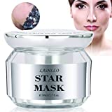 Dead Sea Mud Mask - from Shiny Leaf Natural Collection – Face & Body rejuvenation, Pore Cleansing. For young, smooth, elastic skin, removes toxins and wrinkles, fights Acne breakouts, 8.8 oz