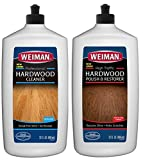 Best Wood Floor Cleaners - Weiman Wood Floor Polish Restorer & Cleaner Combo Review