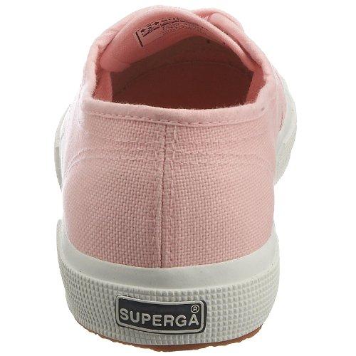 Pink 915 Zapatillas Classic 2750 Superga cotu Mujer Rosa Para qPOZ0w8