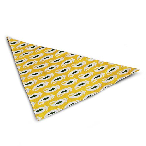 Home Comforts Acrylic Face Mounted Prints Bandanas Cute Grooming Dog Accessories Pet Print 20 x 16. Worry Free Wall Installation - Shadow Mount is Included. by Home Comforts (Image #4)