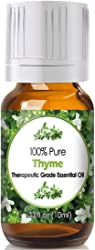 Pure Gold Thyme Essential Oil