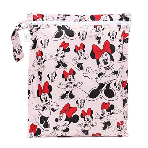 Wet Bag - Bumkins - Disney Minnie Mouse Classic