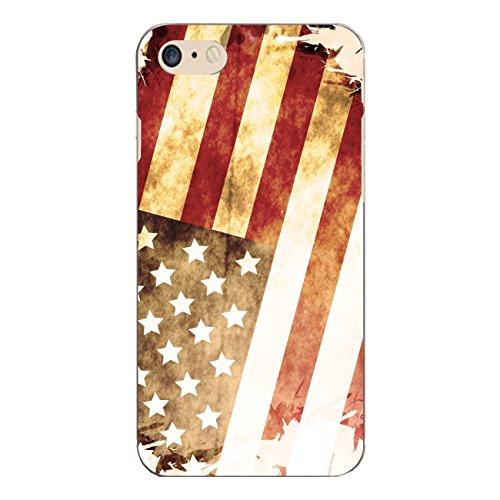 "Disagu Design Case Coque pour Apple iPhone 7 Housse etui coque pochette ""Amerika"""