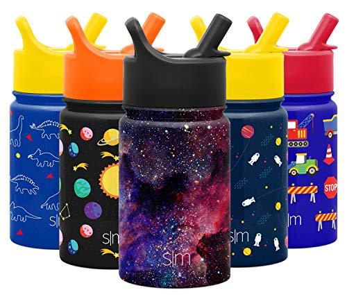 Simple Modern Summit Straw Kids, 10 Ounce, Nebula