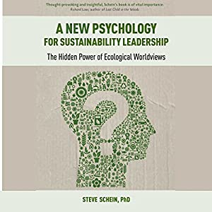 A New Psychology for Sustainability Leadership Audiobook