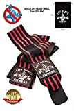 ultimate check register - LHF- Heavy Duty Wrist Wraps Comes with draw string carying case that is good for any small gym acessory. Extra-Strength Wrist Support Best Weight Lifting Wrist.Powerlifting BodybuildigWeight Lifting