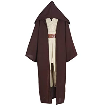 Yeming5704 Star Wars OBI-WAN Kenobi Jedi Traje Halloween ...