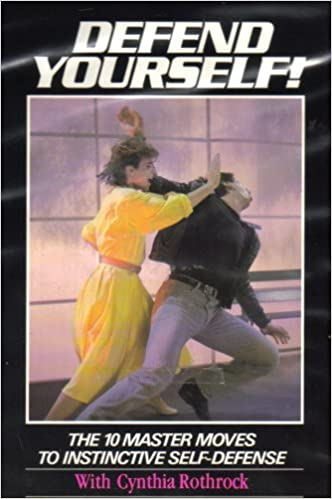 Defend Yourself 1 Vhs And 4 Cassette Tapes Cynthia Rothrock Cassette Narrator And Video Demonstrator Amazon Com Books