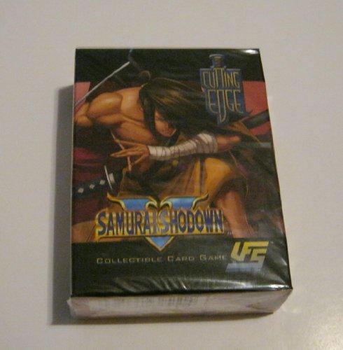 UFS Samurai Showdown: Cutting Edge Yoshitora Tokugawa Starter Deck Universal Fighting System ()