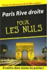 Paris Rive droite pour les Nuls par Chadych