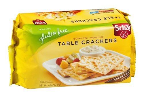 Schar Cracker Gf Table Wf by Schar