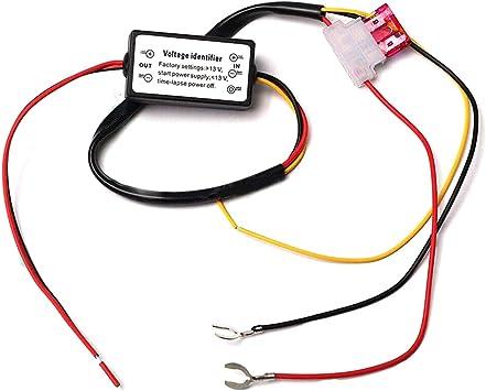 Yollhy Tagfahrlicht Controller Auto Led Tagfahrlicht Drl Relais Kits Für Automatische Ein Aus Controller Module Auto