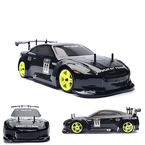 HSP Rc Car 4wd Nitro Gas Power Remote Control Car 1/10 Scale Models On Road Touring Racing High Speed Hobby Rc Drift Car Nitro Powered Rc Cars