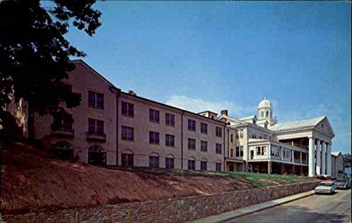 Lambuth Inn Lake Junaluska, North Carolina Original Vintage Postcard by CardCow Vintage Postcards